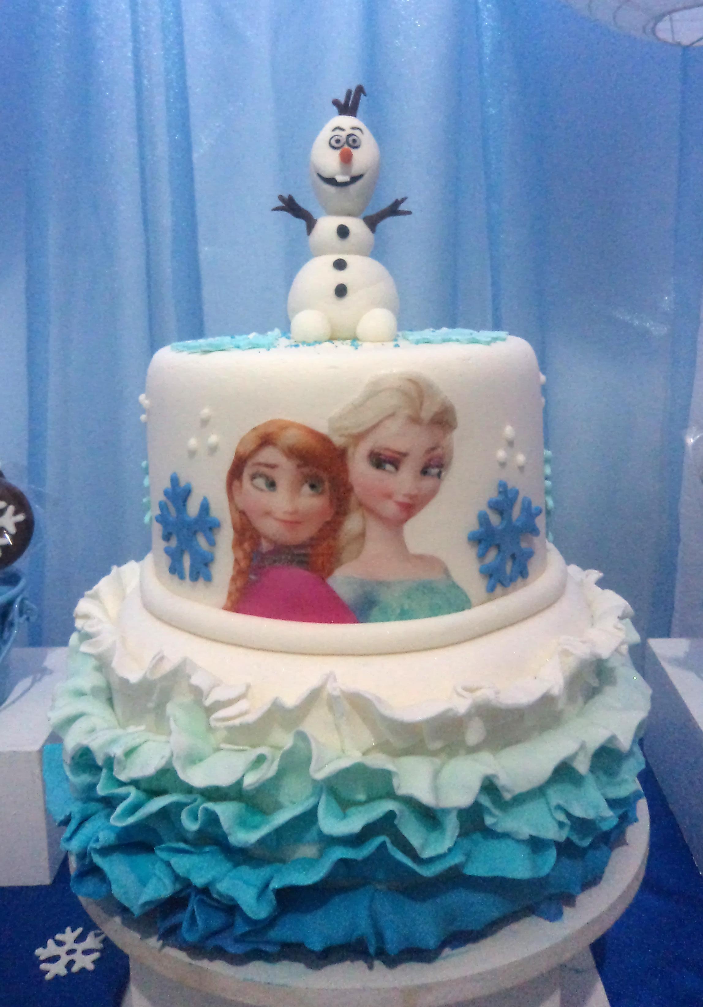 decora o frozen incluso bolo e doces atelier mirucha