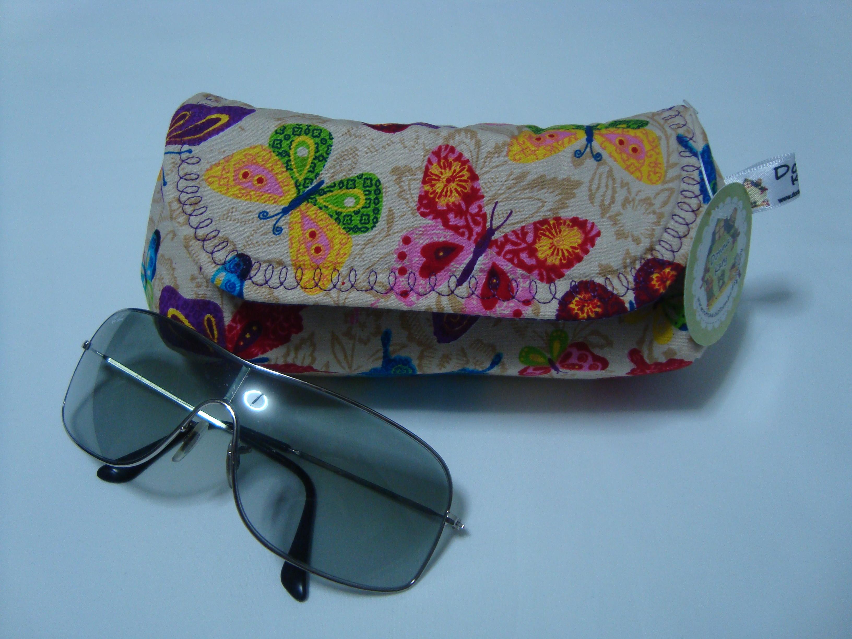 Porta culos donna katy elo7 for Porta oculos