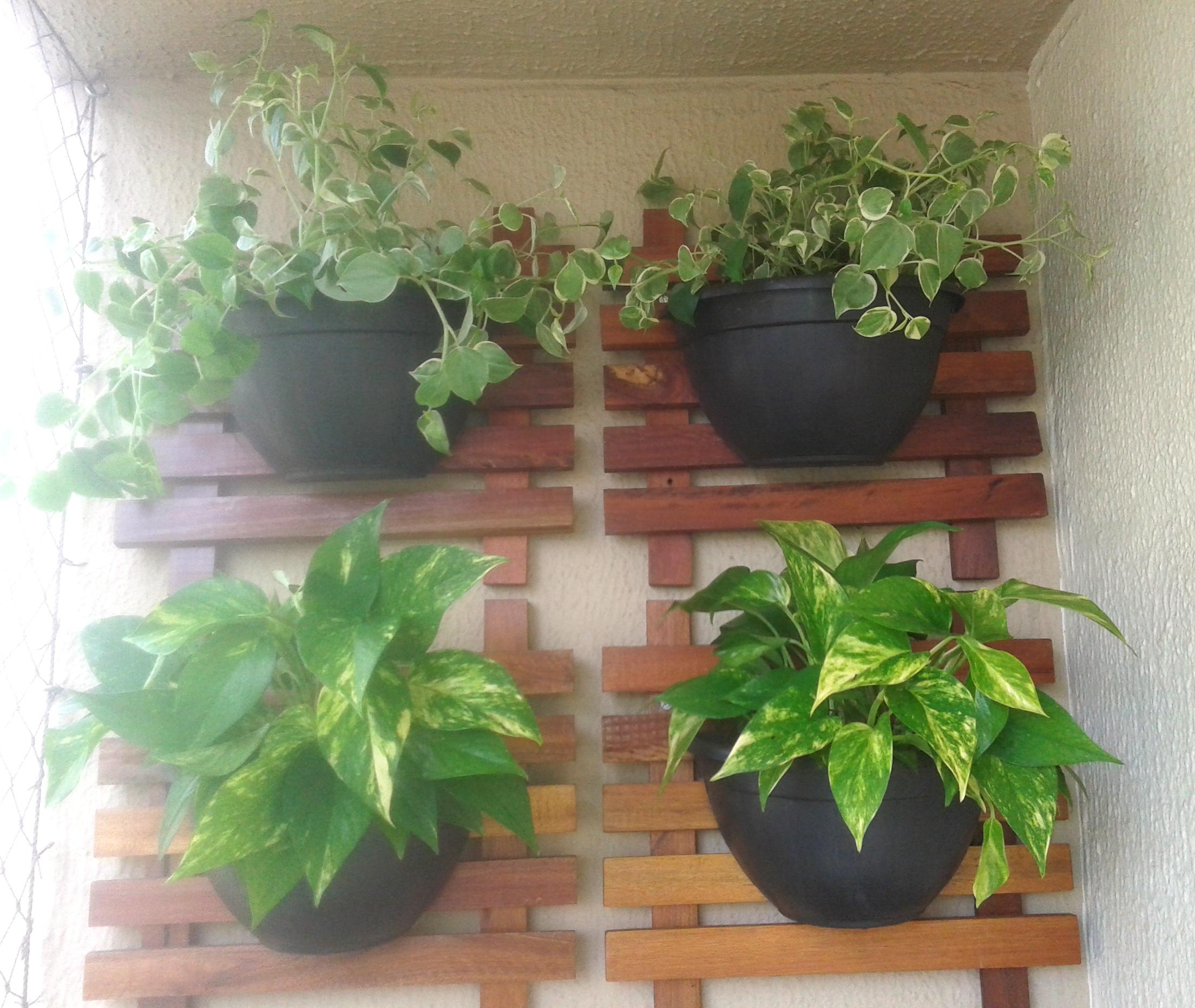 grades de madeira para jardim ? Doitri.com