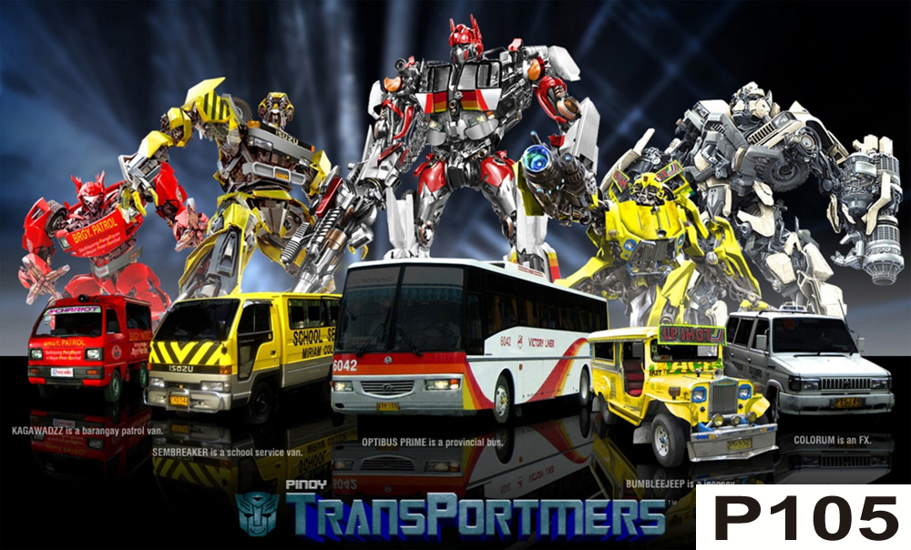 Painel Transformers  CLIM CENTER  Elo7