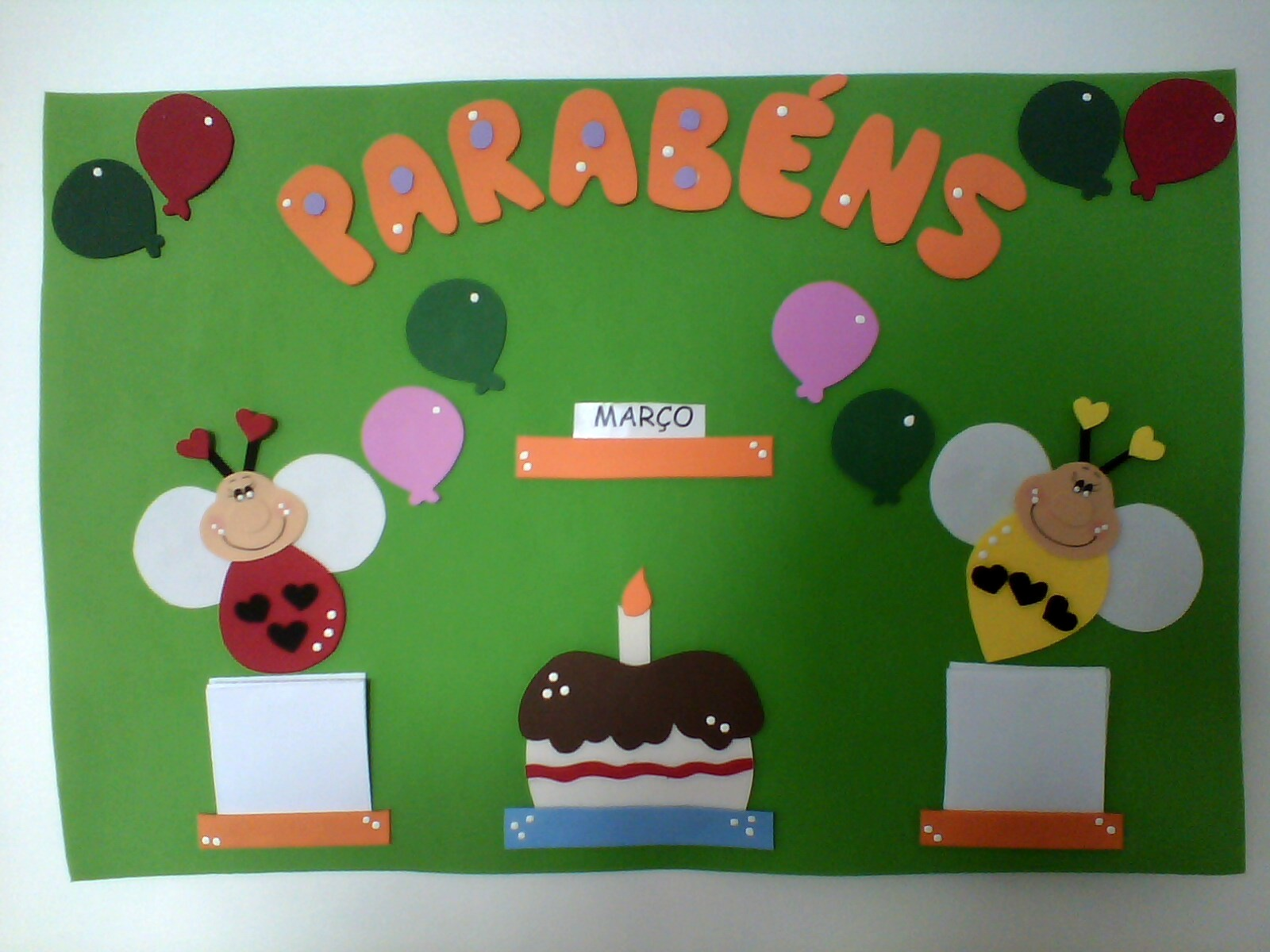 decoracao sala de aula jardim encantado: jardim painel kit sala de aula bichinhos do jardim kit sala de aula