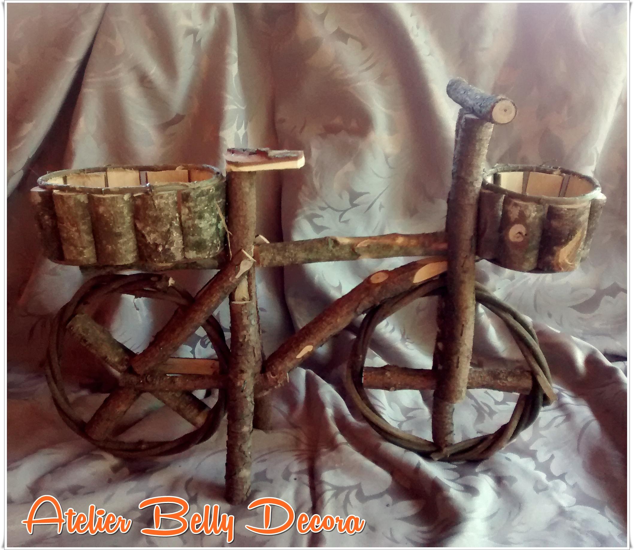enfeite jardim bicicleta:bicicleta-c-cachepo-madeira-cipo-jardim-enfeite bicicleta-c-cachepo