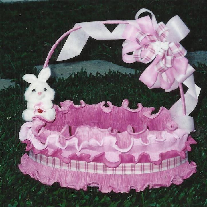 cesta de vime decorada com papel sabonete cesta de vime decorada com