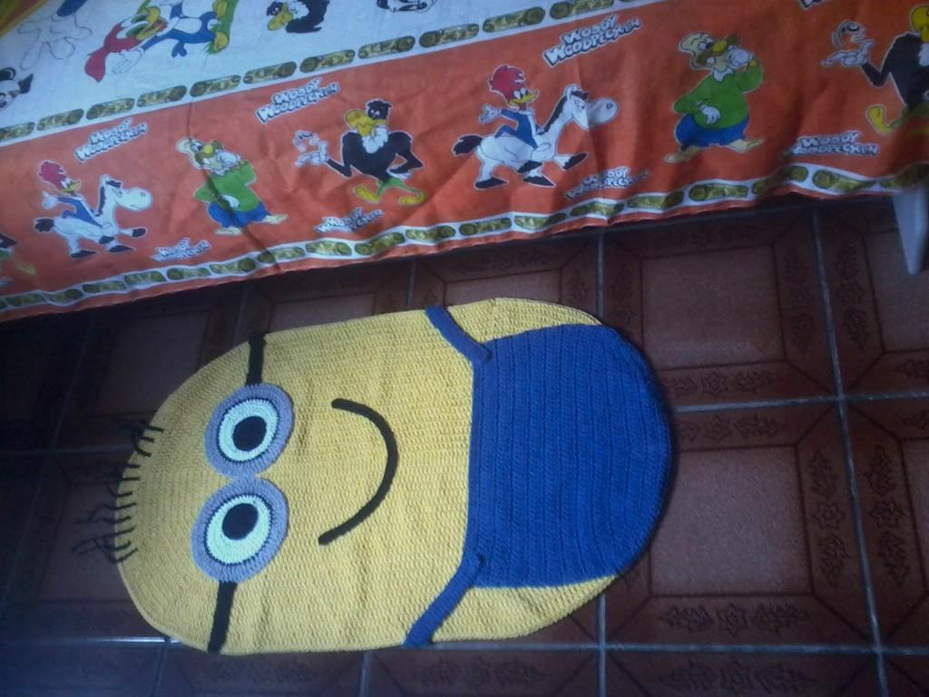 Tapete Minions De Croche : tapete minions tapete minions tapete minions