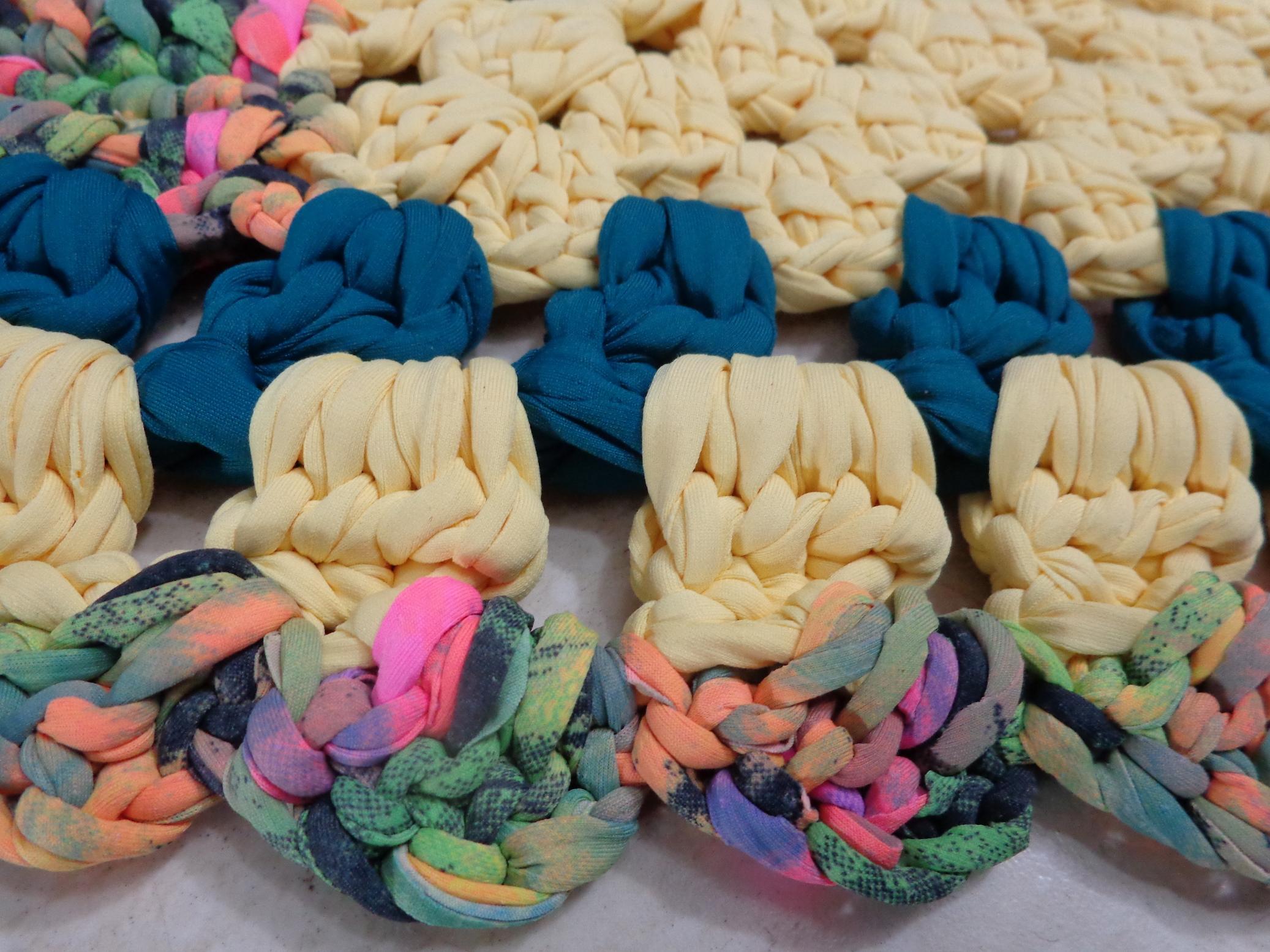 Arte Brasil Tapete De Croche Em Tiras : tapete coracao em croche bastex tapete coracao em croche tapete