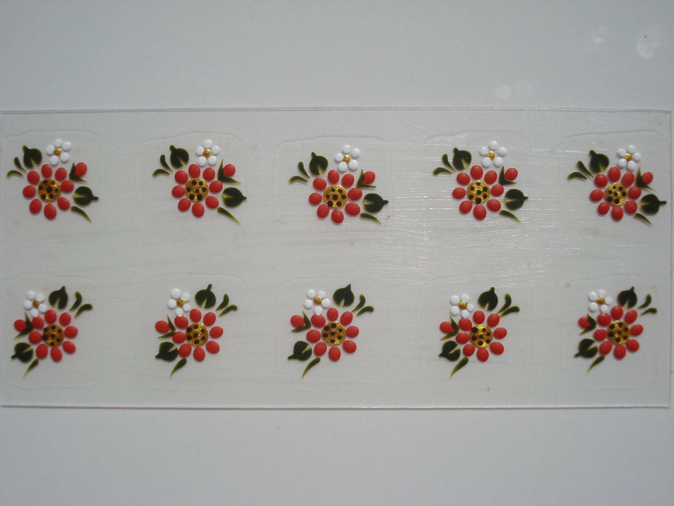Armario De Quarto De Solteiro Modulado ~ Adesivos Para Unha Artesanal Flor Z Artes Adesivos Artesanais Elo7