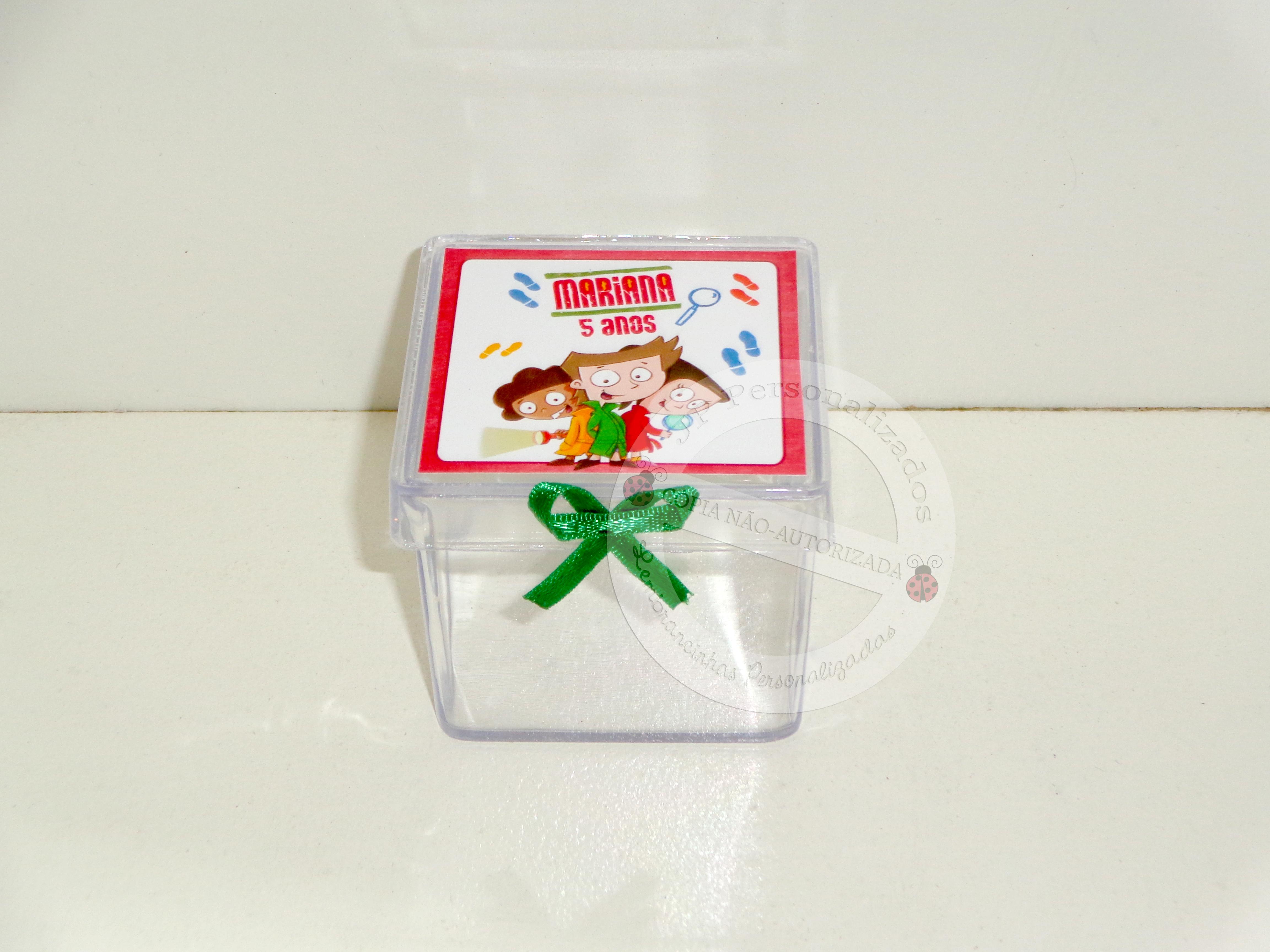 Bolsa De Festa De Acrilico : Caixinha de acr?lico jp personalizados elo