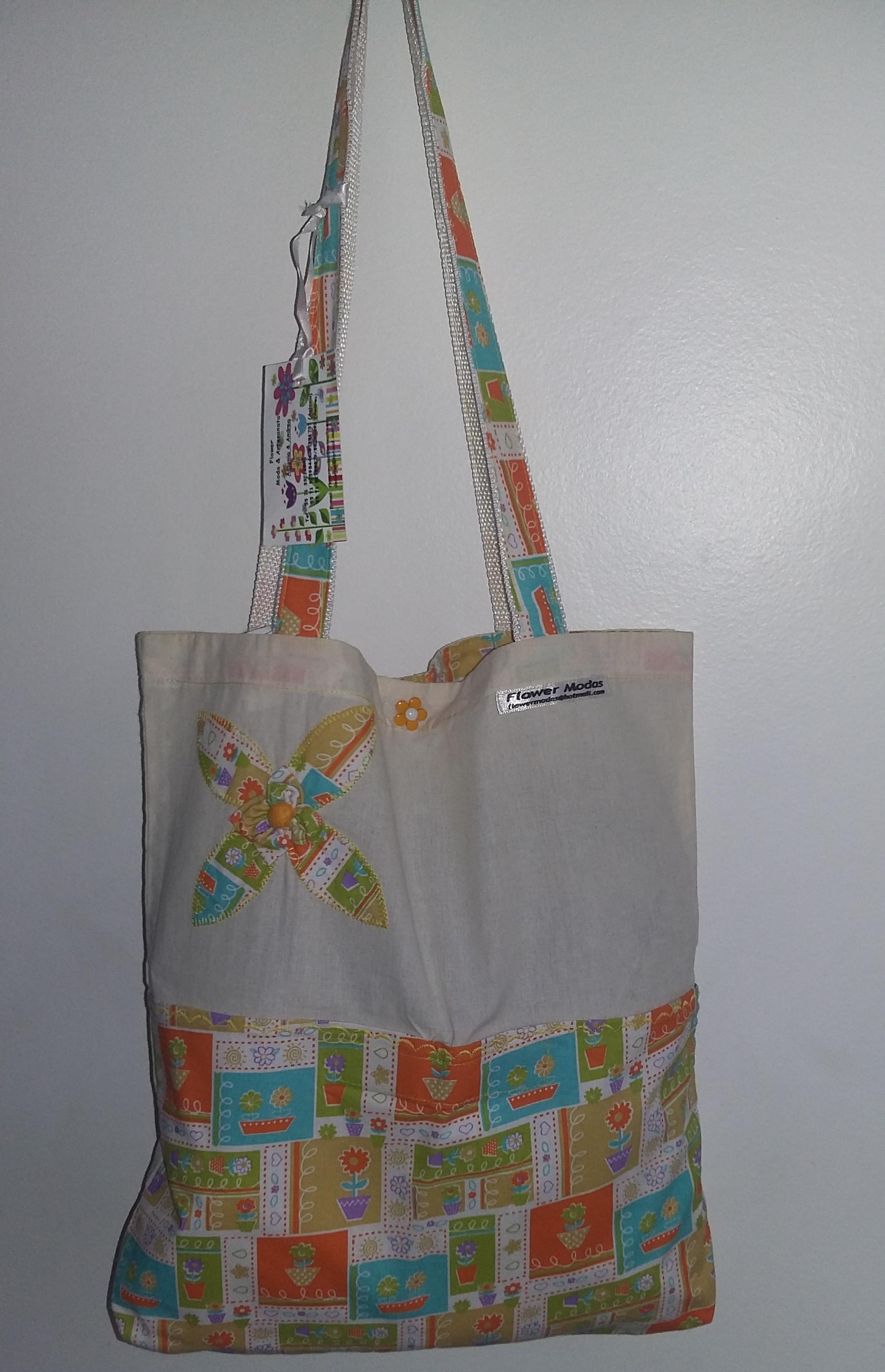 Bolsa De Tecido Frozen : Bolsa em tecido cr? bella fanny elo