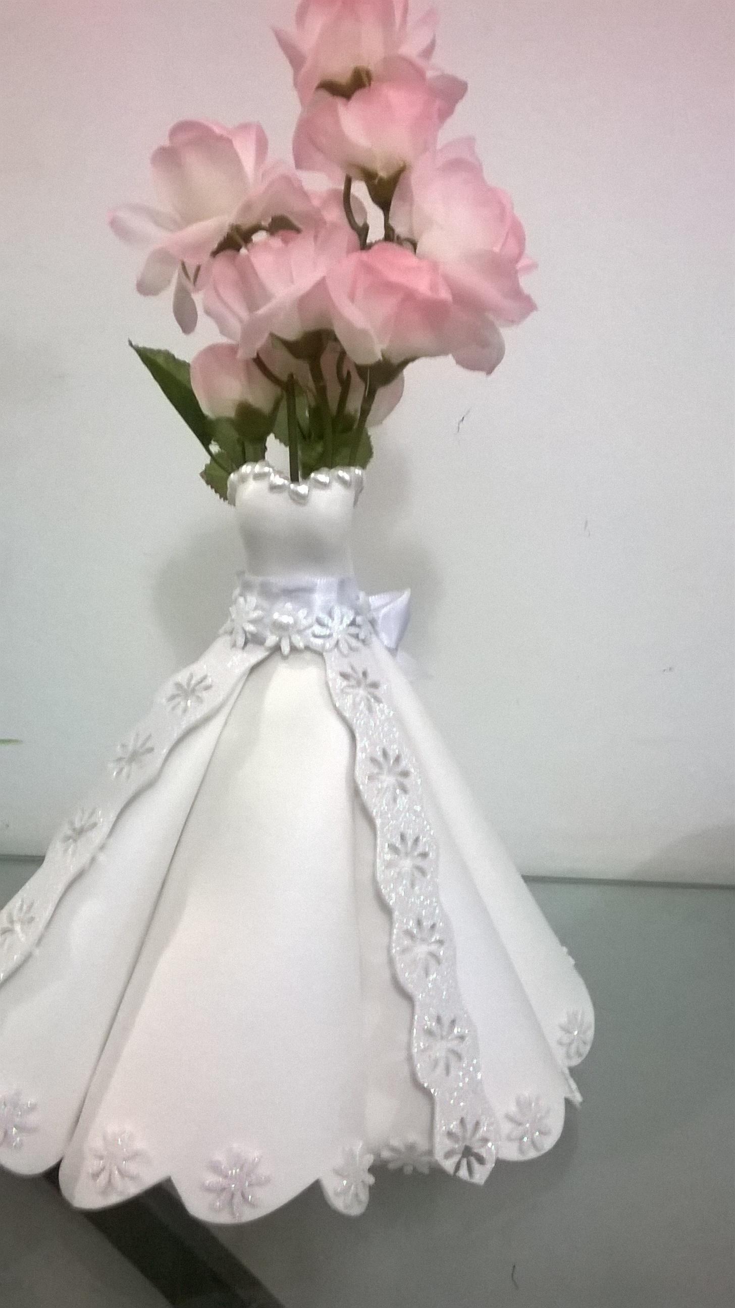 Enfeite de mesa casamento Ateli u00ea Duarte Criando Artes Elo7 -> Enfeites De Mesa Para Casamento Com Suculentas