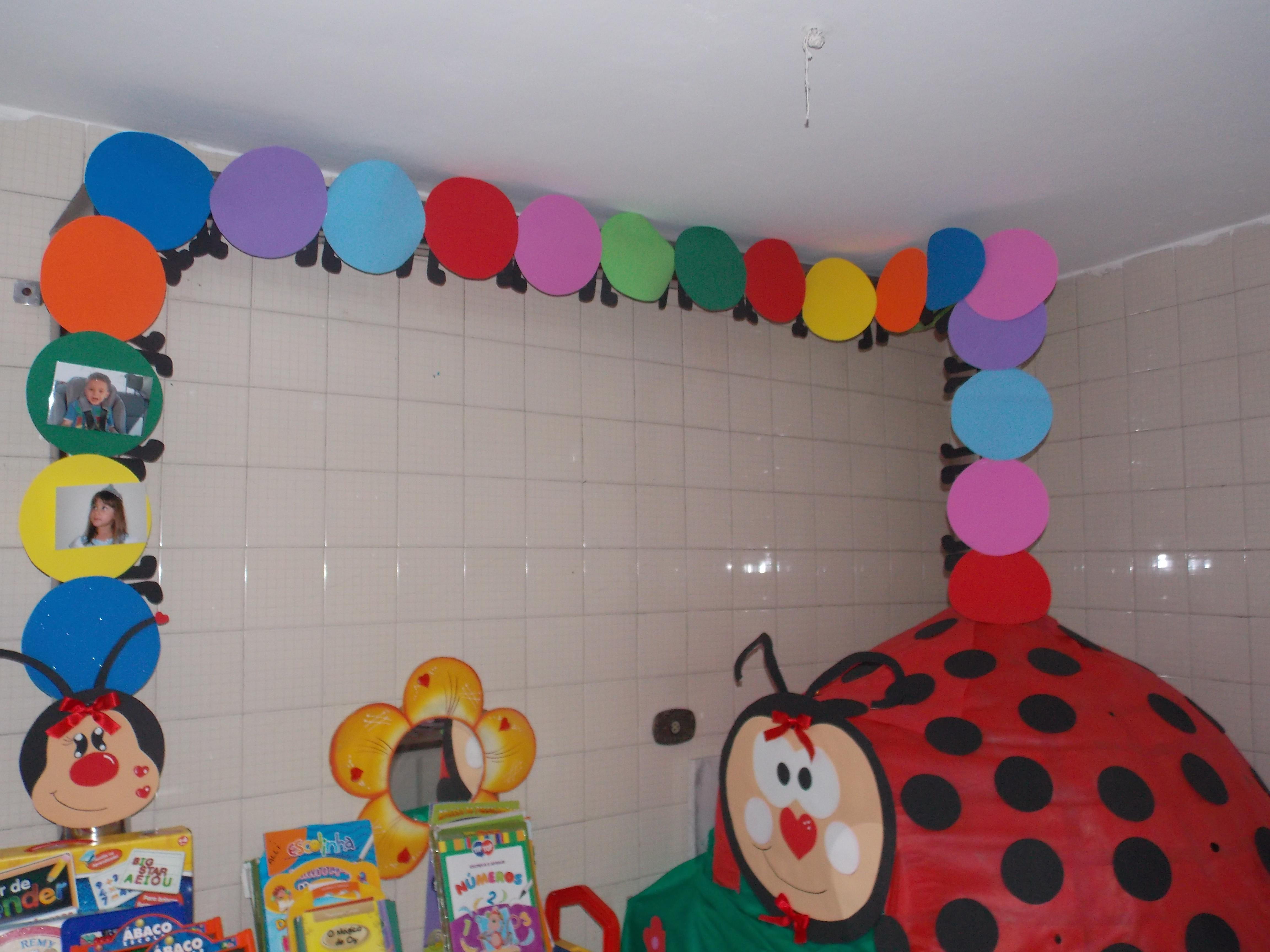 Armario Definicion Arquitectura ~ decoraç u00e3o sala de aula DRIKA PADULA Elo7
