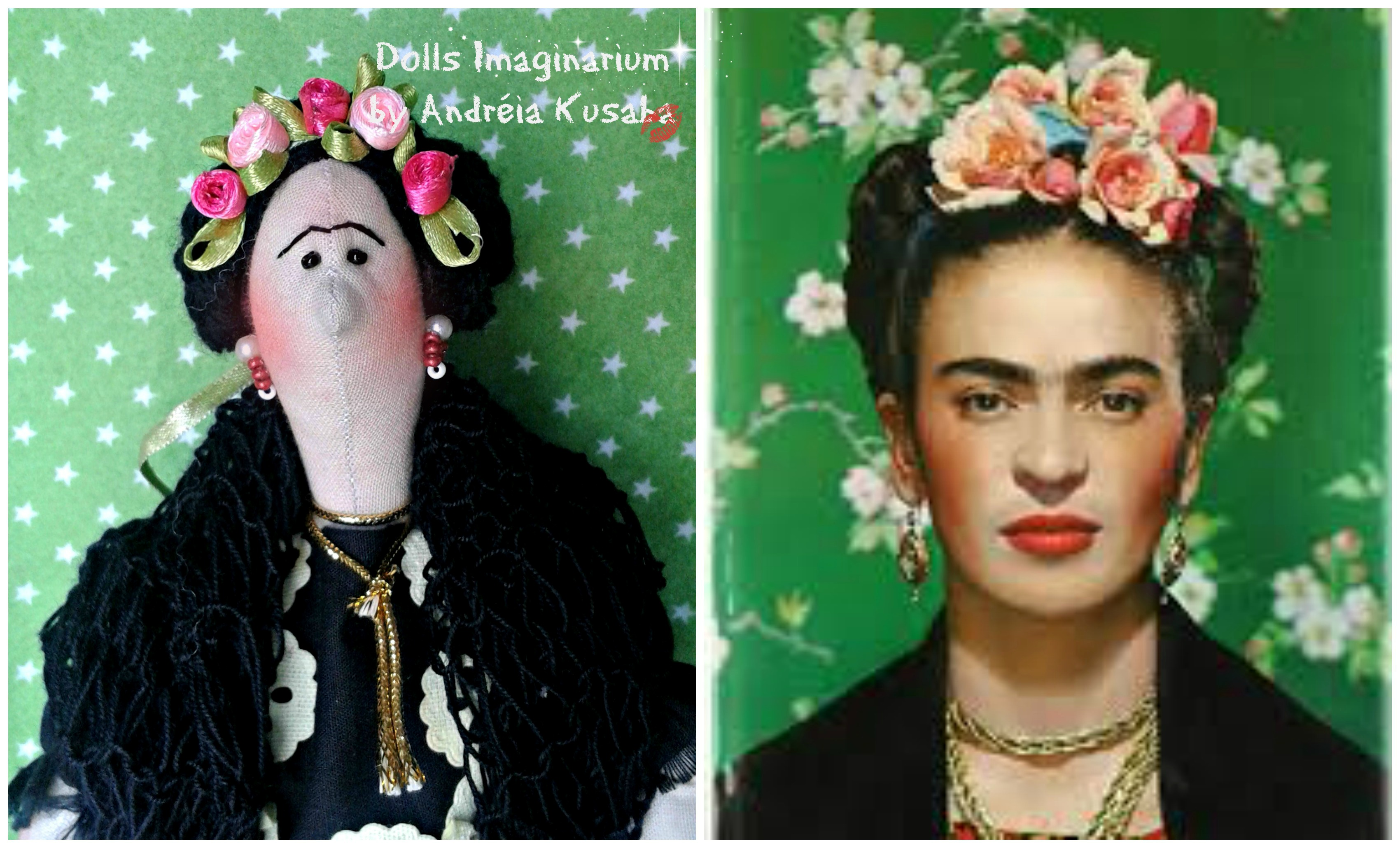 Frida Kahlo Vogue Pict...