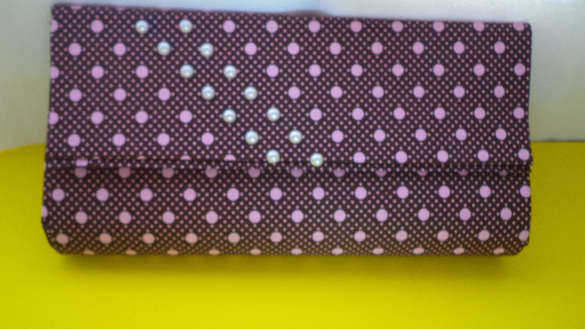 Bolsa De Mão Clutch : Bolsa de m?o clutch cartonagem atelier art liz elo
