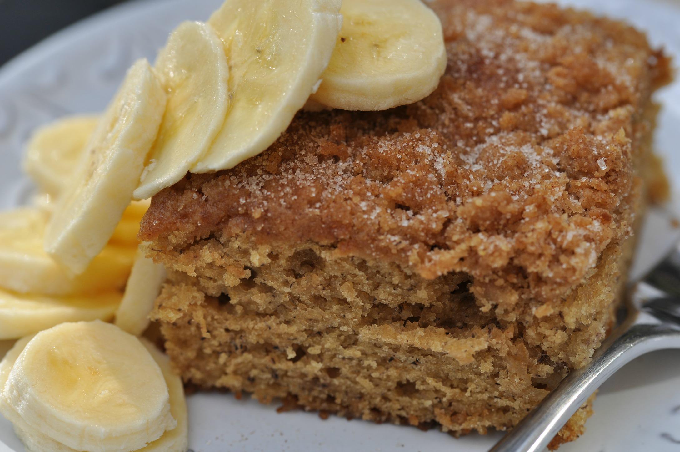Resultado de imagem para bolo de banana