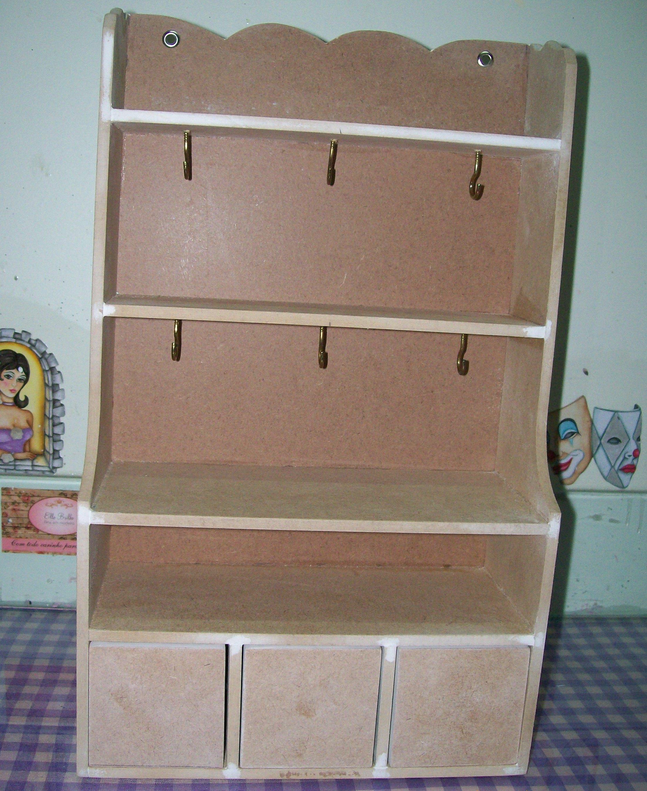 suporte p x caras pq e sach pe a crua ello brilho arte em madeira elo7. Black Bedroom Furniture Sets. Home Design Ideas