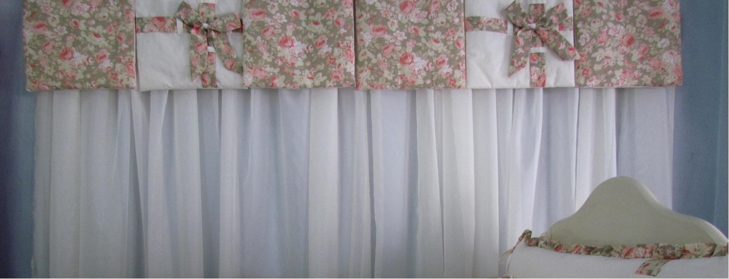 Cortina para janela do quarto obtenha uma - Cortinas de casa ...