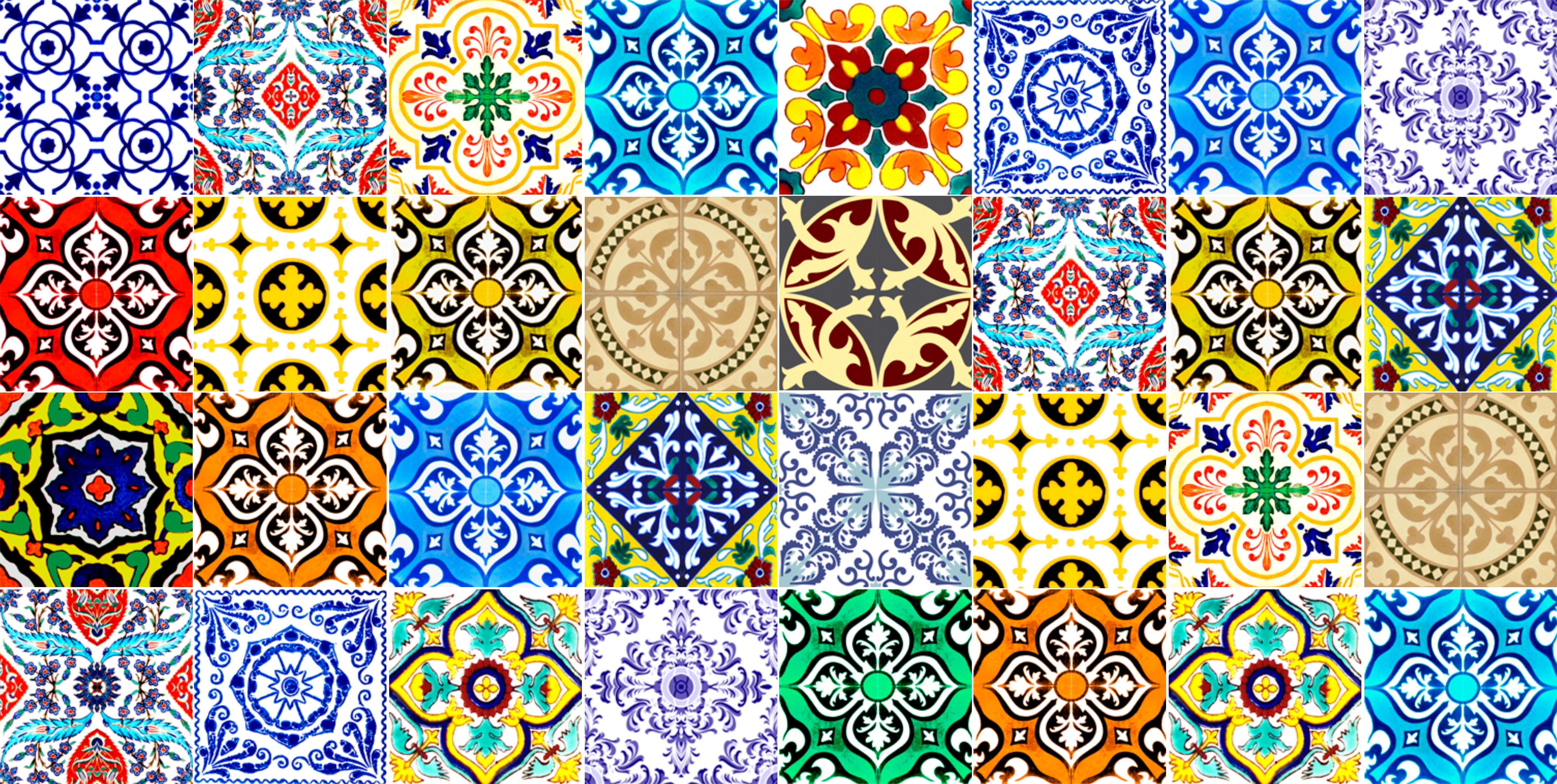 Adesivo de parede azulejos 07 wall magic adesivos elo7 - Papel para azulejos de bano ...