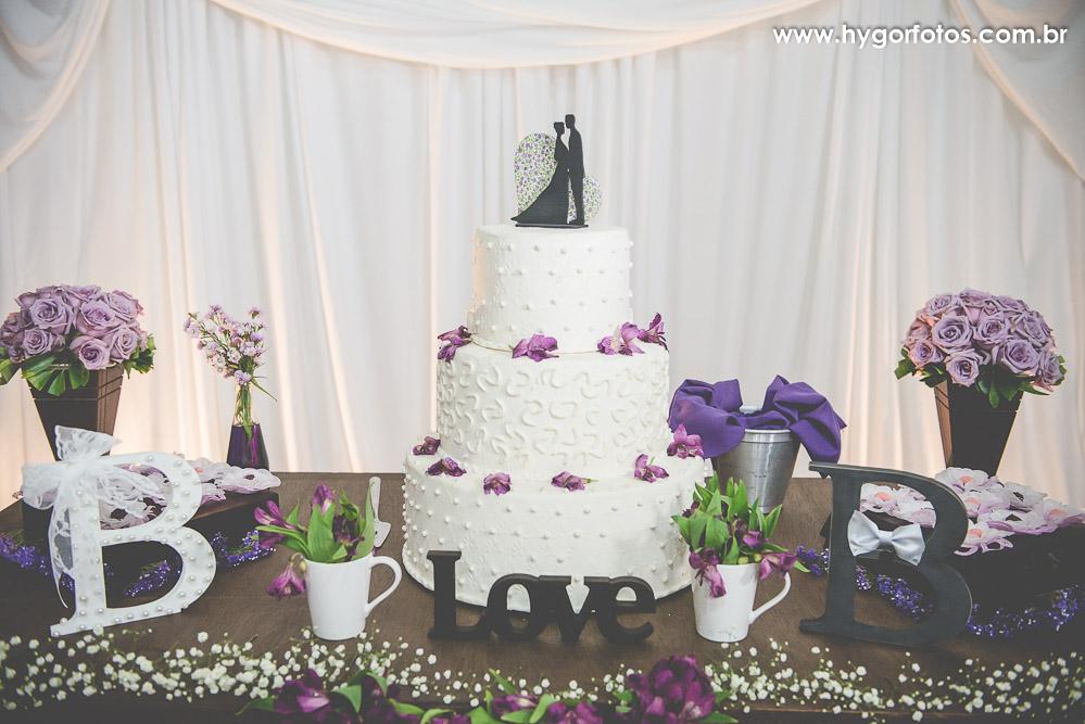 Kit Decoraç u00e3o Mesa de Casamento em MDF BrendArtesanato Elo7 -> Decoração De Mesa De Bolo Casamento Simples