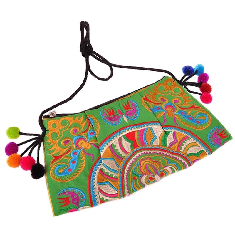 Bolsa De Tecido Linda : Bolsa clutch boho em tecido bordad linda moliva elo