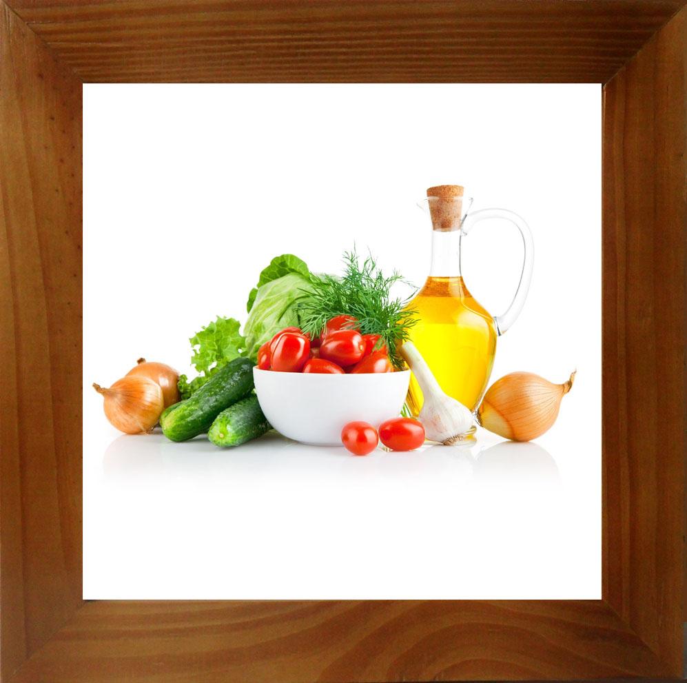 quadro decor cozinha legumes arte brasil decor elo7. Black Bedroom Furniture Sets. Home Design Ideas