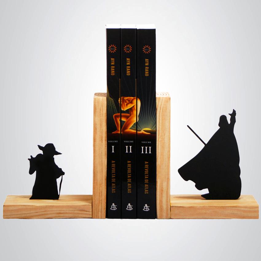 Aparador Bar Para Sala ~ Aparador de Livros Star Wars Decoraç u00e3o Atelie Arma Zen Elo7