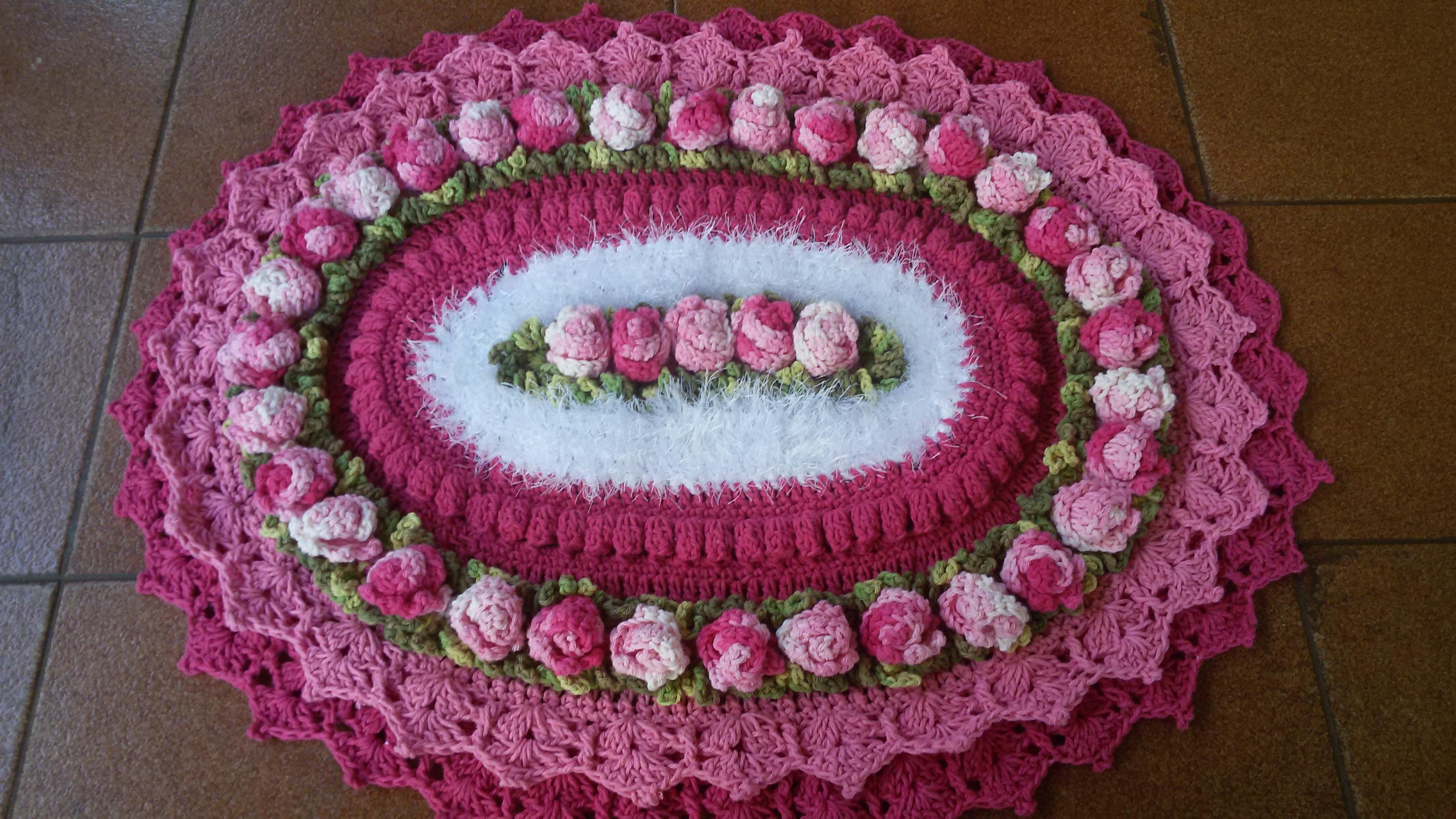 Tapete brinco de princesa pink juliana parrila artes elo7 for Tapete pink