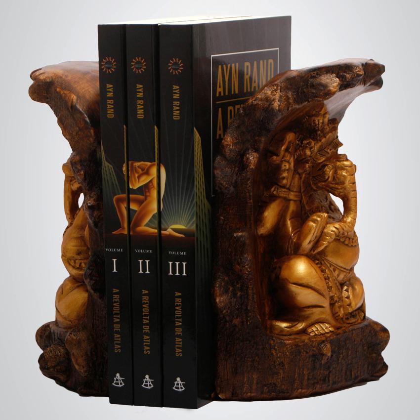 Adesivo De Bailarina Para Quarto ~ Aparador de Livros Ganesha No Tronco Atelie Arma Zen Elo7