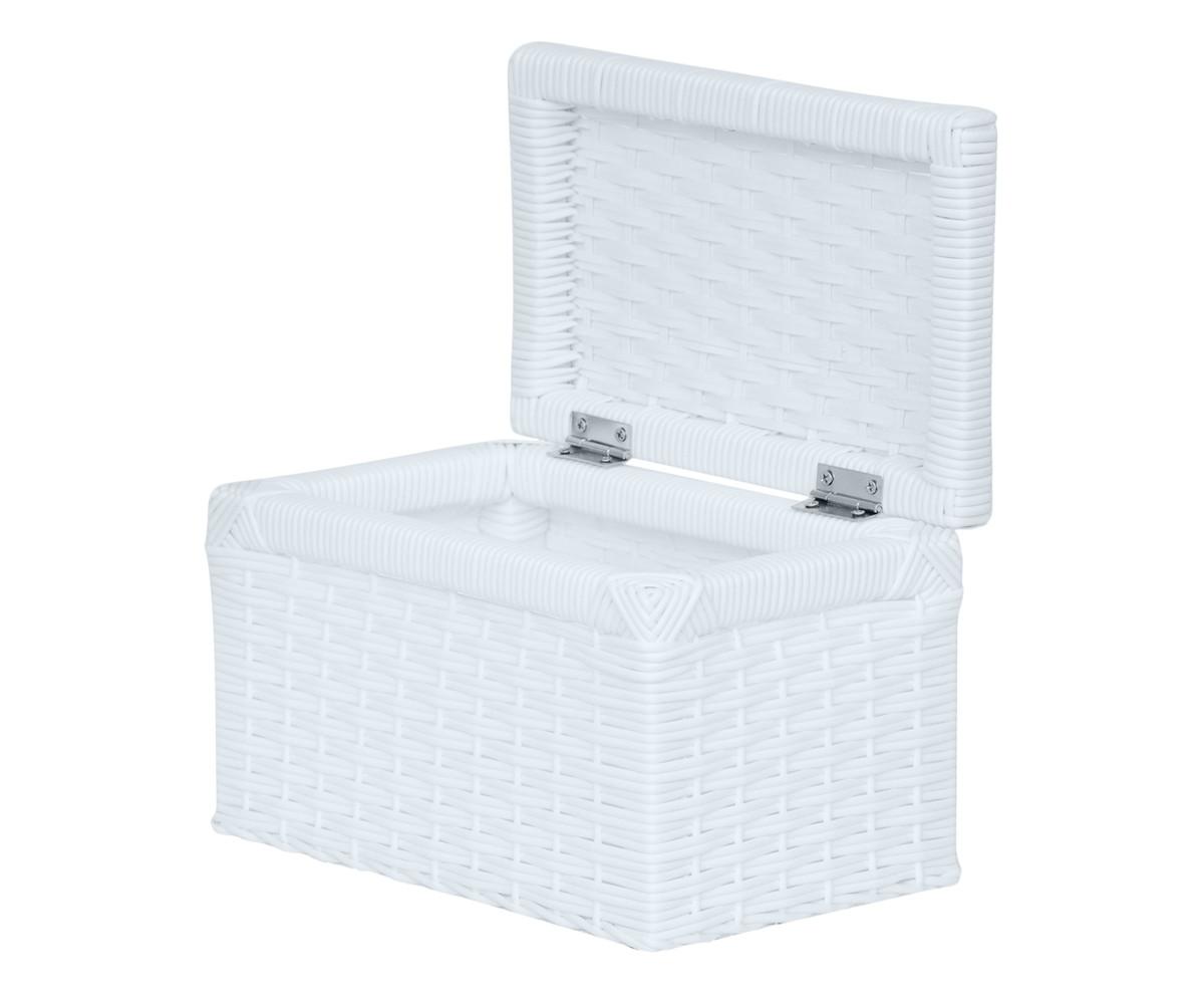 fibra sintetica sintetico caixa cesta com tampa fibra sintetica fibra #4C657F 1200x993