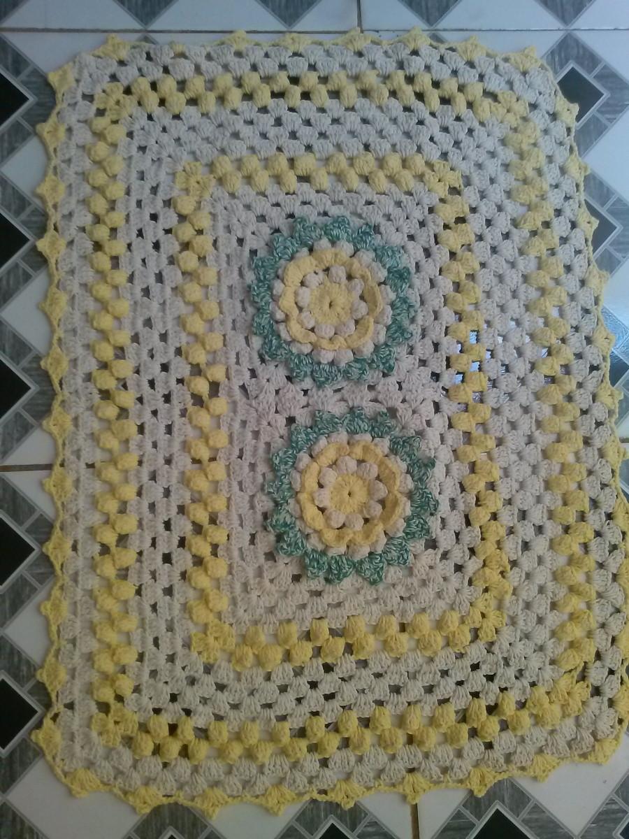 tapete croche mara rondon artesanatos em geral Elo7