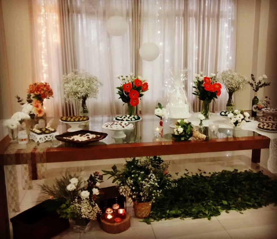 Decoraç u00e3o de mesa para casamento no Elo7 Maria Helena Souza Alves (666985) -> Decoração De Mesa De Casamento Barato