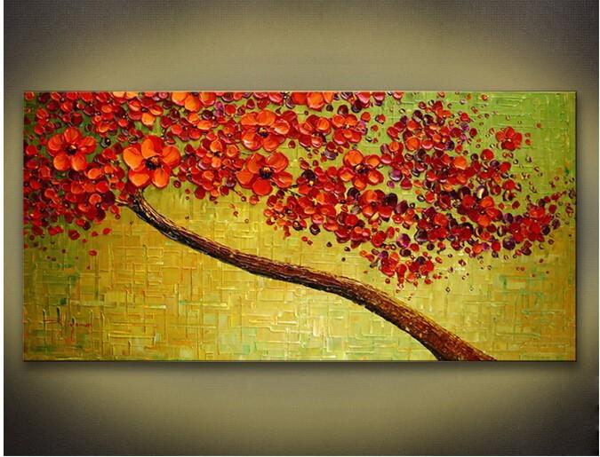 Quadro pintura em tela abstrato moderno jk galeria de for Pintura acrilica moderna