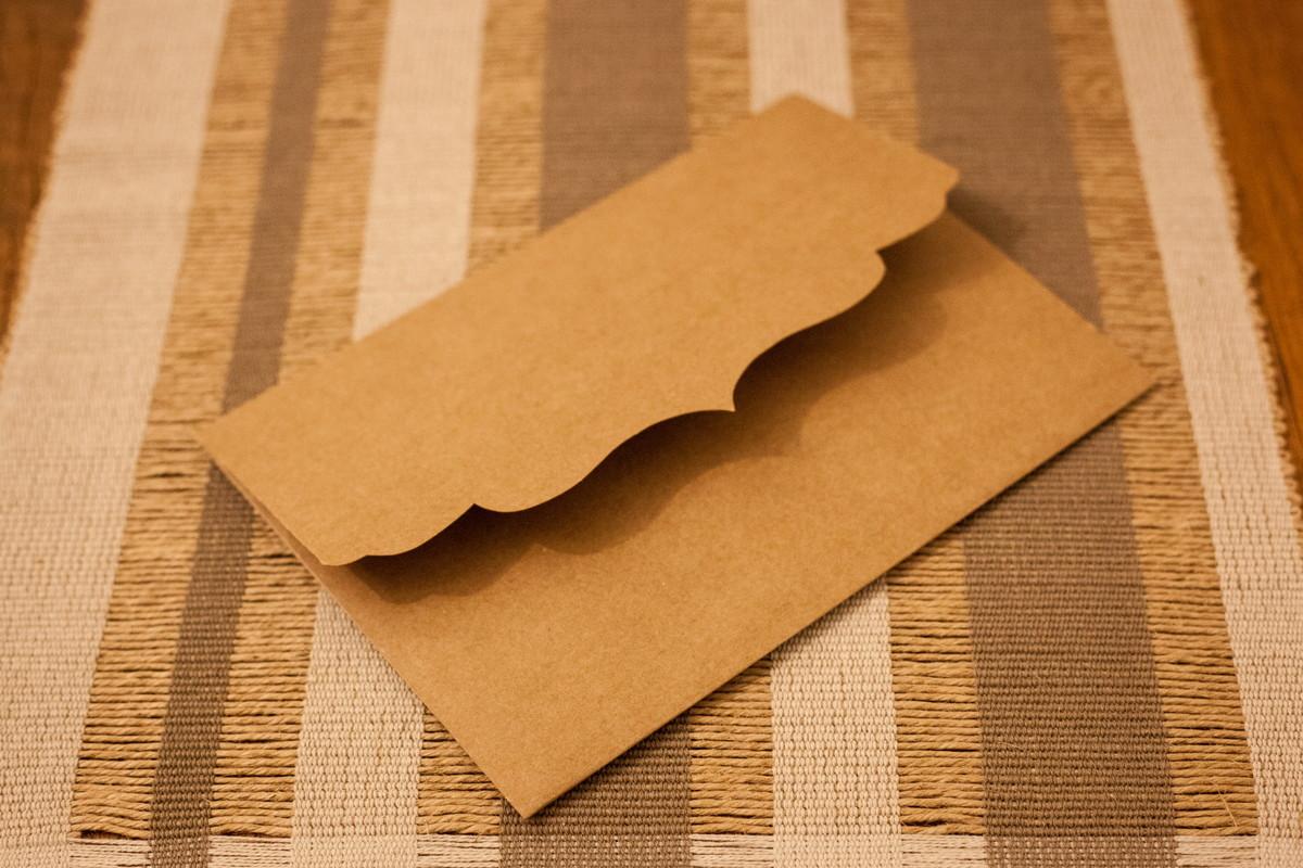Envelope kraft 15x21cm com recorte lembra de mim atelier for Papel de pared rustico