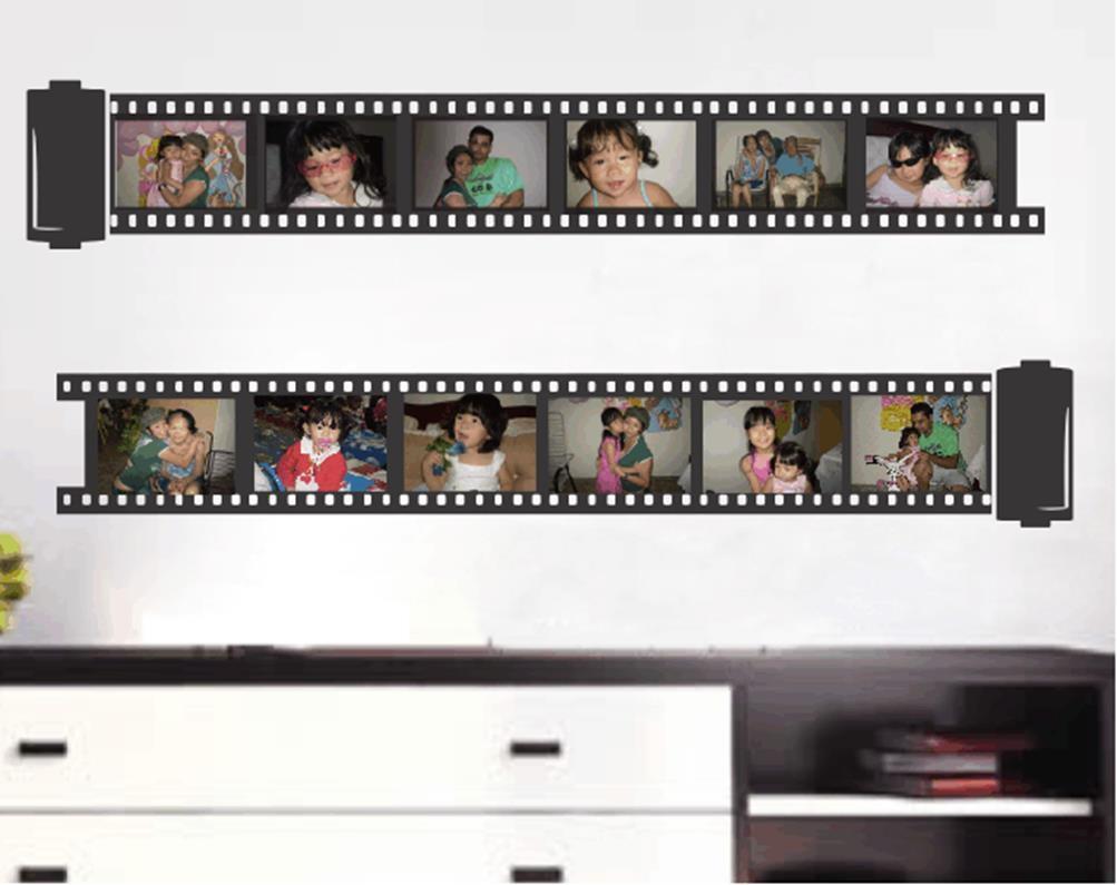 Artesanato Russo ~ Adesivo de Parede Rolo de Filme Com Foto no Elo7 ARTM decoraç u00e3o criativa (6EC47D)