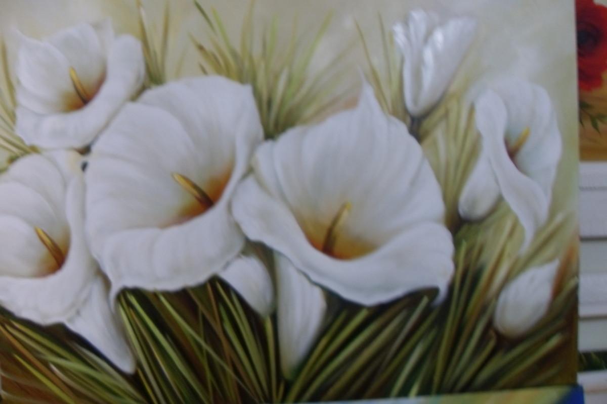 Painel para pintura em tela