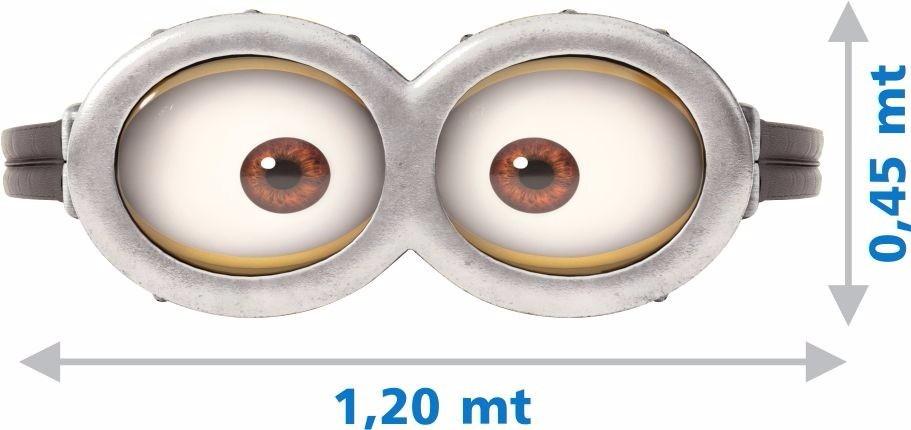 Armario Salon Segunda Mano ~ Adesivo Olhos Minionsóculos Mundo do adesivo Elo7