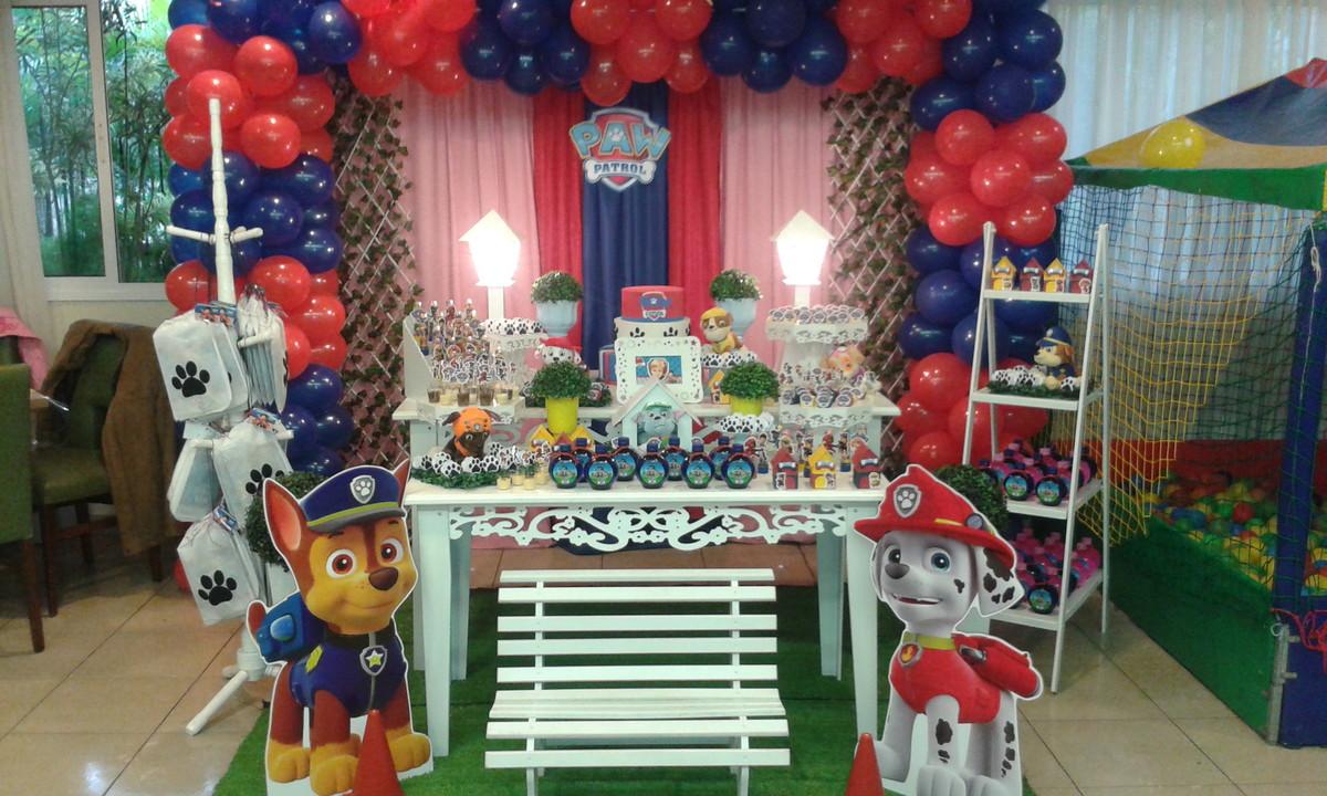 decoracao festa infantil patrulha canina : decoracao festa infantil patrulha canina:decoracao-patrulha-canina-decoracao-patrulha-canina