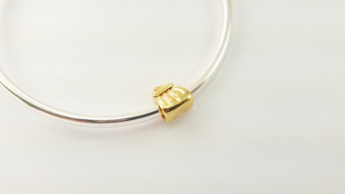 Bolsa De Festa Ouro Rose : Berloques banhados a ouro bolsa buqu? ros? semij?ias elo