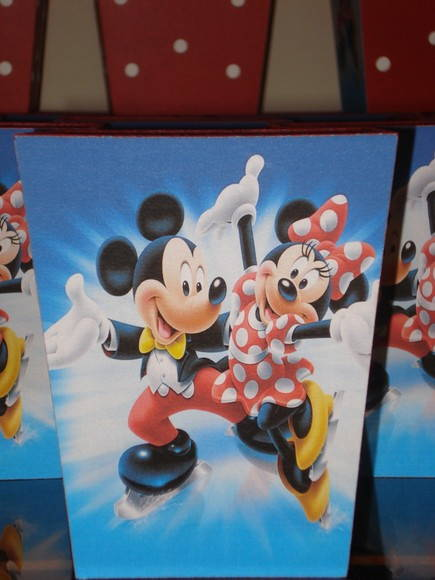 CACH�PO M�DIO MICKEY E MINNIE