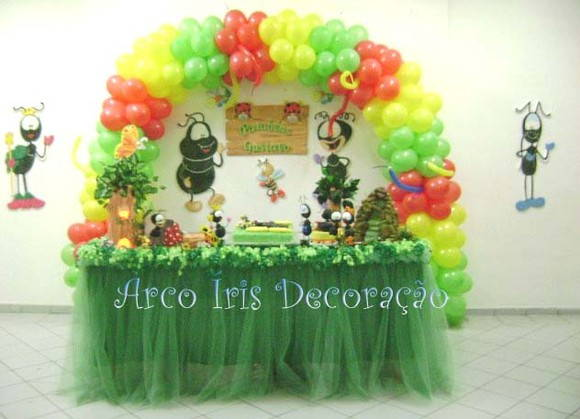 DECORA��O SMILINGUIDO (LOCA��O)