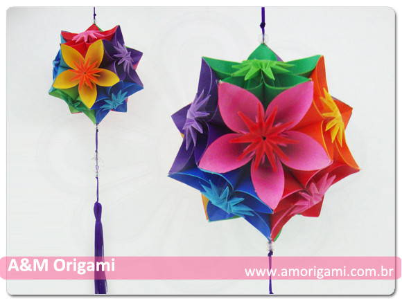 Kusudama Bloom
