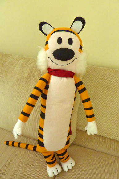 HAROLDO (HOBBES) DO CALVIN