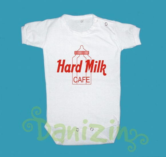 T-Shirt Beb� e Infantil HARD MILK