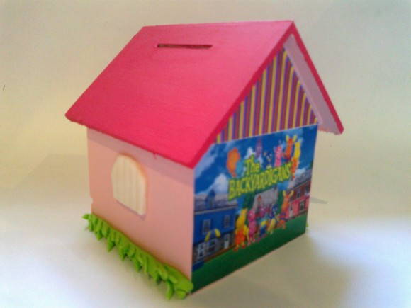 Casa Cofre Backyardigans