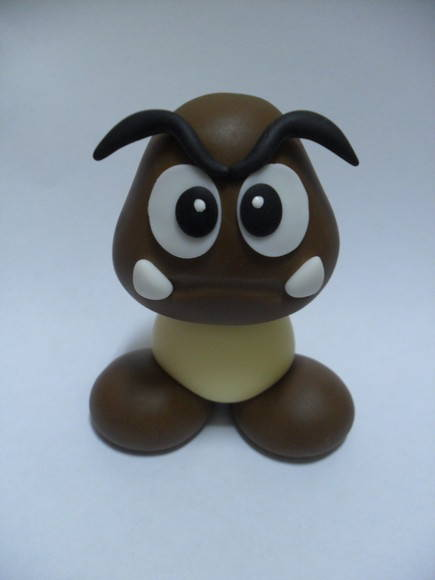 Goomba OU Bullet Bill, do Mario Bros !