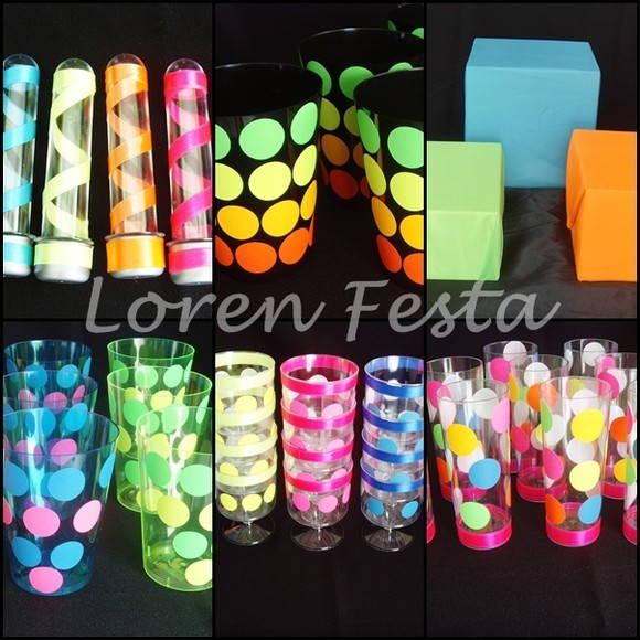 decoracao festa balada infantil: Festas > Kit Festa Infantil > Kit Festa Balada Teen. Loren Festa