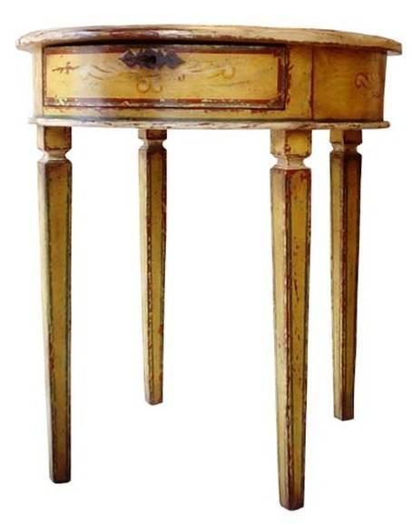 decoracao de interiores sao joao da madeira:Mesa De Canto Em Madeira De Demolição