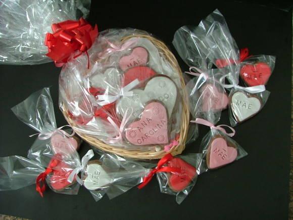 Enfeite De Xicara ~ Biscoitos decorados Enfeite de xícara Biscoito& Arte Elo7