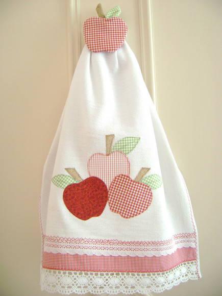 Kit de cozinha costura com arte elo7 - Trapo de cocina ...