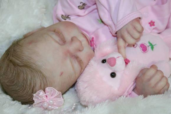 Baby Girl Gabriella-por encomenda !!!