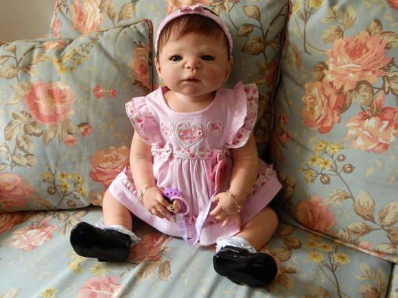 Beb 234 Feita Com O Molde Vict 243 Ria Kahrams Reborn Babies