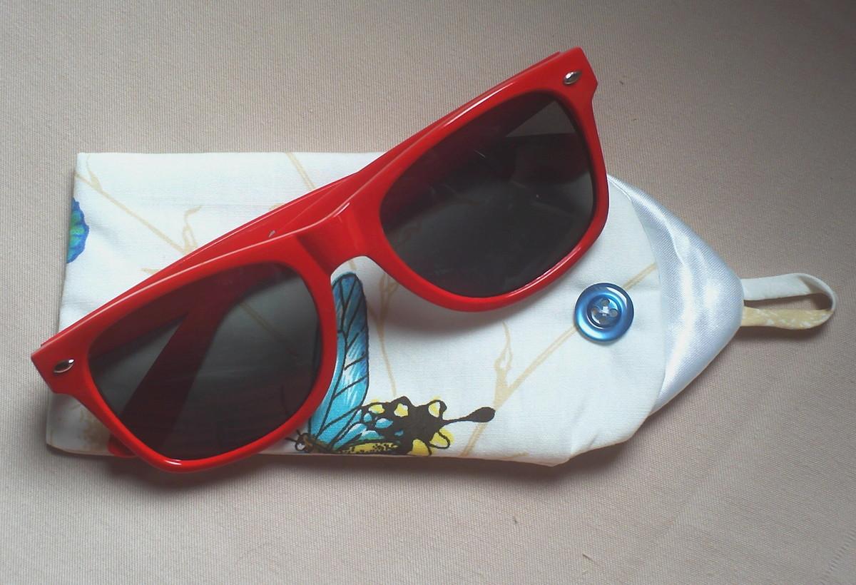 Porta culos pequeno no elo7 ateli pesponto 28f954 for Porta oculos